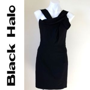 Black Halo Mini Dress - Size 6